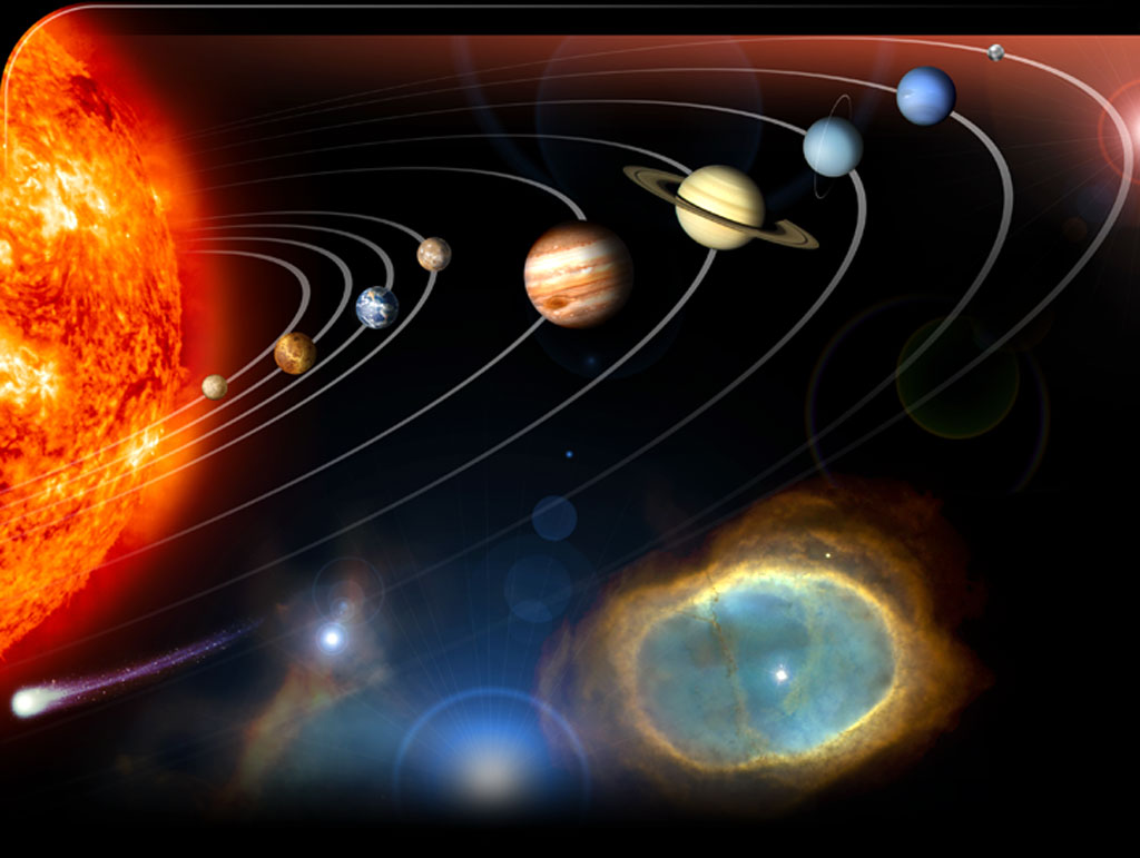 Mr valentine 39 s solar system webquest the universe - Galaxy and planets ...